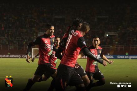 FBC MELGAR 2 - CARACAS FC 0 (6)