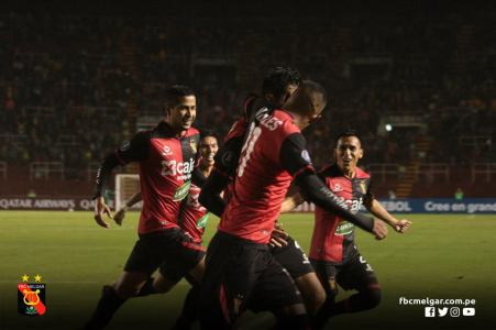 FBC MELGAR 2 - CARACAS FC 0 (6)