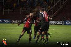 FBC MELGAR 2 - CARACAS FC 0 (7)