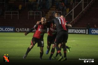 FBC MELGAR 2 - CARACAS FC 0 (7)