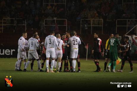 FBC MELGAR 2 - CARACAS FC 0 (8)
