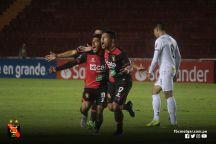 FBC MELGAR 2 - CARACAS FC 0 (9)