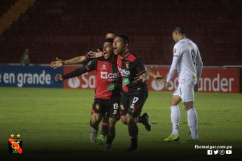 FBC MELGAR 2 - CARACAS FC 0 (9)