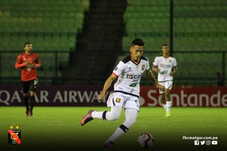 FBC MELGAR ELIMINA A CARACAS FC EN VENEZUELA (1)