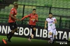 FBC MELGAR ELIMINA A CARACAS FC EN VENEZUELA (13)
