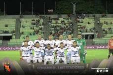 FBC MELGAR ELIMINA A CARACAS FC EN VENEZUELA (14)