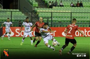 FBC MELGAR ELIMINA A CARACAS FC EN VENEZUELA (20)