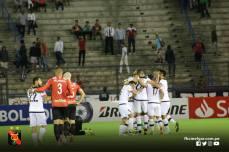 FBC MELGAR ELIMINA A CARACAS FC EN VENEZUELA (24)