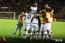 FBC MELGAR ELIMINA A CARACAS FC EN VENEZUELA (25)