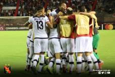 FBC MELGAR ELIMINA A CARACAS FC EN VENEZUELA (26)