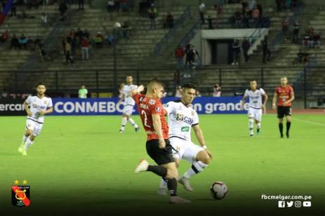 FBC MELGAR ELIMINA A CARACAS FC EN VENEZUELA (27)