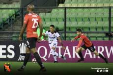 FBC MELGAR ELIMINA A CARACAS FC EN VENEZUELA (28)
