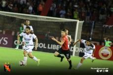FBC MELGAR ELIMINA A CARACAS FC EN VENEZUELA (29)