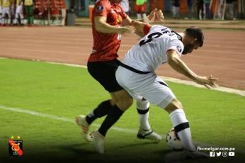 FBC MELGAR ELIMINA A CARACAS FC EN VENEZUELA (31)