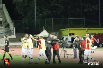FBC MELGAR ELIMINA A CARACAS FC EN VENEZUELA (32)