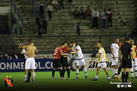 FBC MELGAR ELIMINA A CARACAS FC EN VENEZUELA (33)