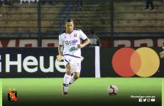 FBC MELGAR ELIMINA A CARACAS FC EN VENEZUELA (35)