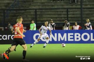 FBC MELGAR ELIMINA A CARACAS FC EN VENEZUELA (36)