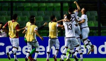 FBC MELGAR ELIMINA A CARACAS FC EN VENEZUELA (37)