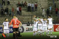 FBC MELGAR ELIMINA A CARACAS FC EN VENEZUELA (4)