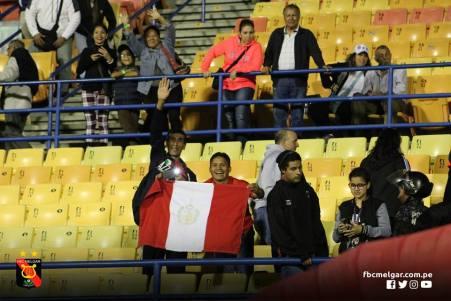 FBC MELGAR ELIMINA A CARACAS FC EN VENEZUELA (5)