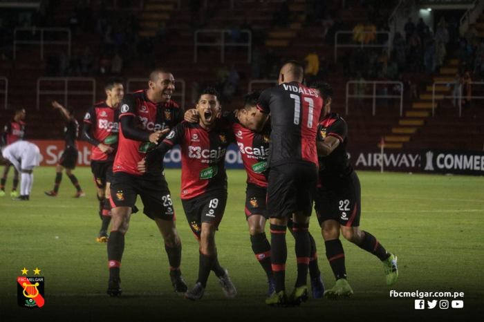 MELGAR 2 CARACAS 0