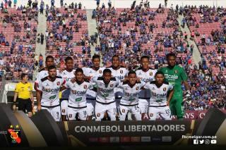 MELGAR ELIMINA A LA U DE CHILE EN SANTIAGO (5)