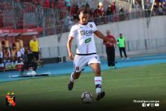 MELGAR ELIMINA A LA U DE CHILE EN SANTIAGO (8)