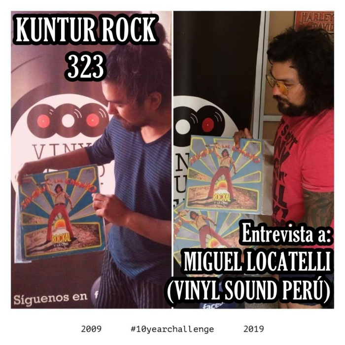 MIGUEL LOCATELLI KUNTUR ROCK