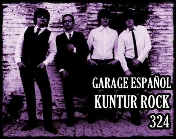 KUNTUR ROCK 324 GARAGE ESPAÑOL