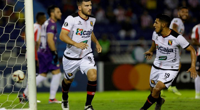 melgar elimina al junior