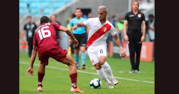peru venezuela empate