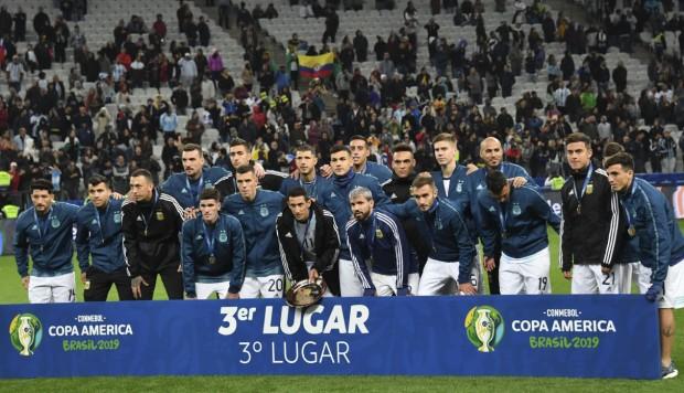 argentina chile copa america 2019