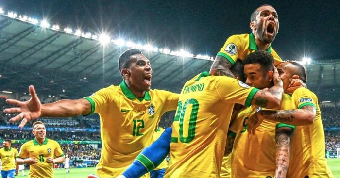 BRASIL ARGENTINA COPA AMERICA 2019