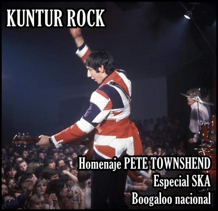 KUNTUR ROCK PETE TOWNSHEND