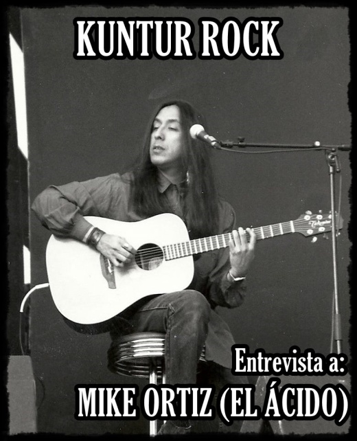 mike ortiz kuntur rock