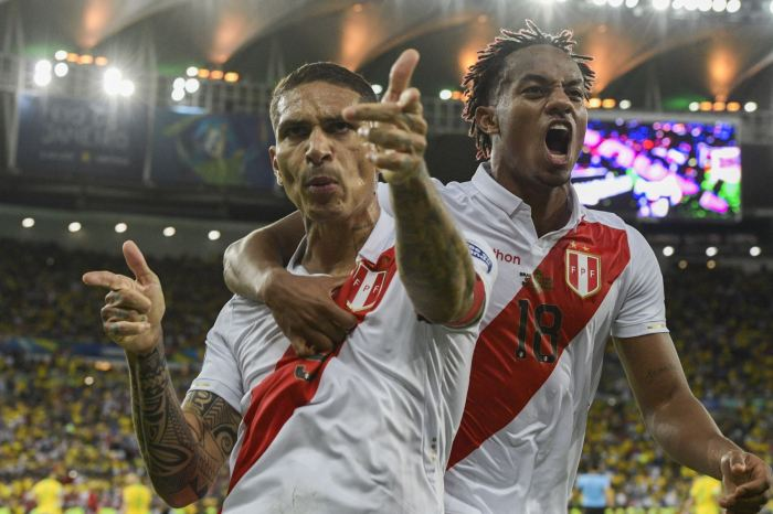 PERU BRASIL FINAL 2019