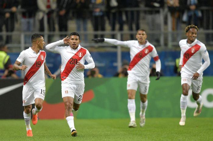 PERU ELIMINA A CHILE DE LA COPA AMERICA 2019