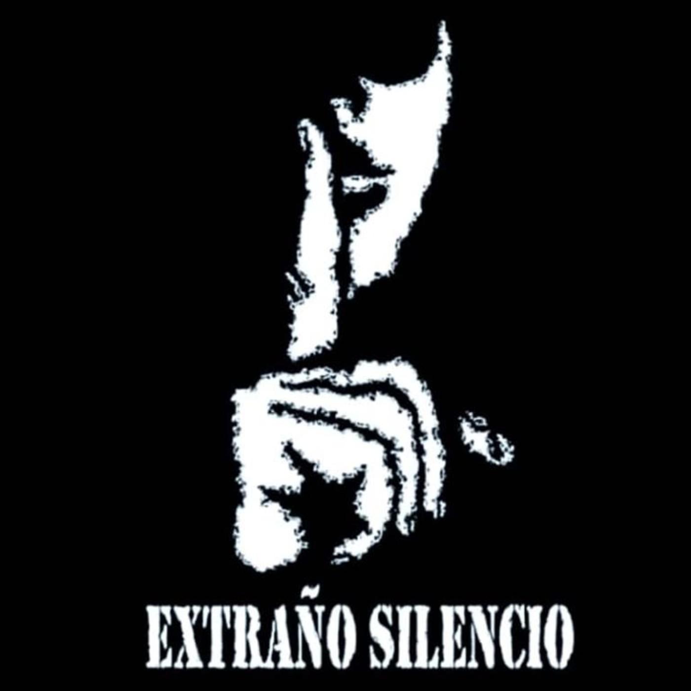 extraño silencio