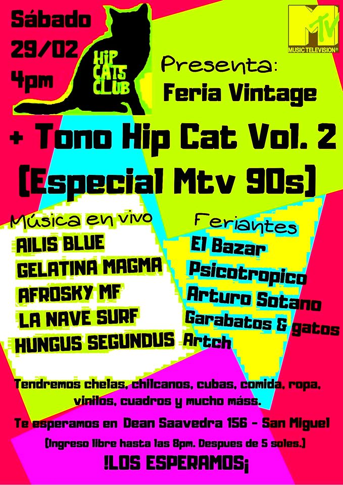 TONO HIP CAT